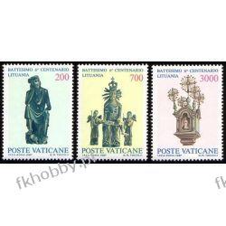 Watykan 1987 Mi 913-15 ** Chrześcijaństwo Litwa Polonica