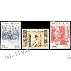 Watykan 1988 Mi 949-51 ** Paolo Veronese Pozostałe