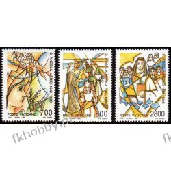 Watykan 1990 Mi 996-98 ** Święta Angela Merici Pozostałe