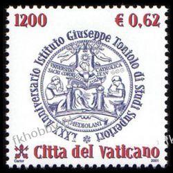 Watykan 2001 Mi 1393 ** Uniwersytet Toniolo San Marino