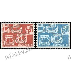 Dania 1969 Mi 475-76 ** Słania NORDEN Europa Cept Pozostałe