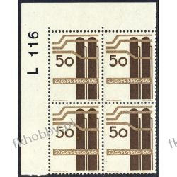 Dania 1968 Mi 471 x4 ** Czesław Słania Pozostałe
