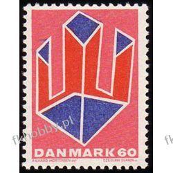 Dania 1969 Mi 486 ** Czesław Słania San Marino