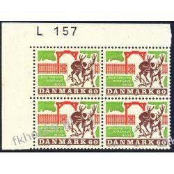 Dania 1970 Mi 495 x4 ** Czesław Słania Renifer a Pozostałe