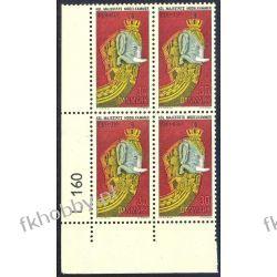 Dania 1970 Mi 496 x4 ** Czesław Słania Słoń Sport