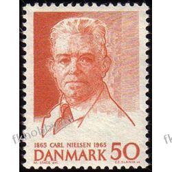 Dania 1965 Mi 432 ** Czesław Słania Muzyka