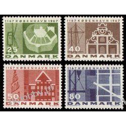 Dania 1967 Mi 451-55 ** Czesław Słania