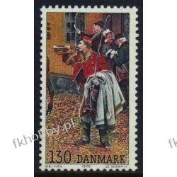 Dania 1976 Mi 628 ** Czesław Słania Pocztylion