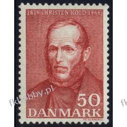 Dania 1966 Mi 441 ** Czesław Słania M Kold Pozostałe