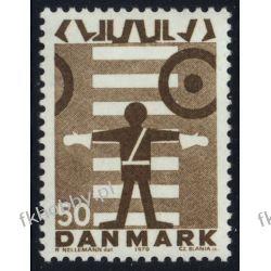 Dania 1970 Mi 492 ** Czesław Słania Motoryzacja