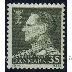 Dania 1961 Mi 392 ** Król Fryderyk IX Pozostałe