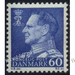 Dania 1961 Mi 395 ** Król Fryderyk IX