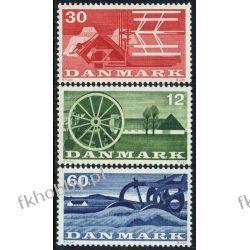 Dania 1960 Mi 378-80 ** Rolnictwo Flora