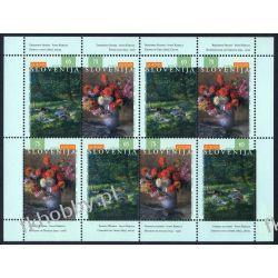 Słowenia 1996 Mi ark 142-43 ** Europa Cept Malarstwo Polskie