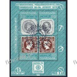 Dania 1975 Mi BL 1 # Słania Znaczek na Znaczku Marynistyka