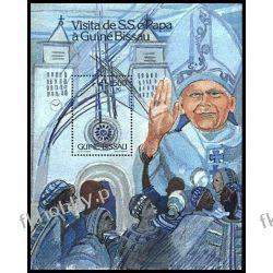 Gwinea Bissau 1990 Mi BL 283 ** Jan Paweł II Pozostałe