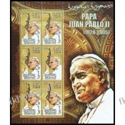 Sahara 2006 ** Jan Paweł II Papież 49 Druk wklęsły