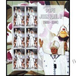 Somalia 2005 ** Jan Paweł II Papież 70 Pozostałe