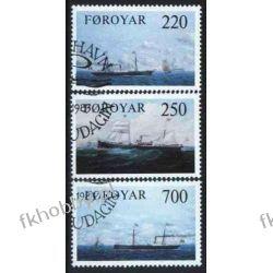 Wyspy Owcze 1983 Mi 79-81 # Statek Okręt Ssaki