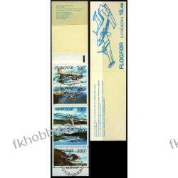 Wyspy Owcze 1985 MH 3 # Samolot Lotnictwo Lotnictwo