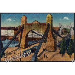 Wrocław 1918 Most Tramwaj obieg 2