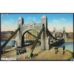 Wrocław 1914 Most Tramwaj obieg 6