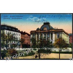 Lwów 1916 Muzeum Przemysłowe obieg 3 Pocztówki