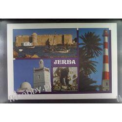 Tunezja Latarnia Morska Statek Marynistyka 548 Pocztówki