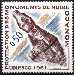 Monako 1961 Mi 669 ** Grecja Sfinks