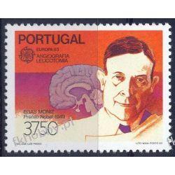 Portugalia 1983 Mi 1601 ** Europa Cept Nagroda Nobla Malarstwo
