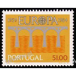 Portugalia 1984 Mi 1630 ** Europa Cept Most Pozostałe