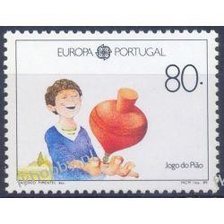 Portugalia 1989 Mi 1785 ** Europa Cept Dzieci Pozostałe