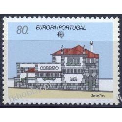 Portugalia 1990 Mi 1822 ** Europa Cept Architektura Pozostałe