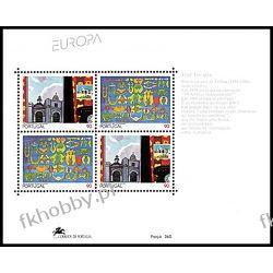Portugalia 1993 Mi BL 93 ** Europa Cept Malarstwo San Marino