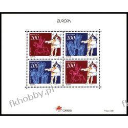 Portugalia 1994 Mi BL 99 ** Europa Cept Rycerz Koń Pozostałe