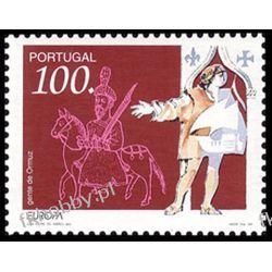Portugalia 1994 Mi 2010 ** Europa Cept Rycerz Koń Polskie
