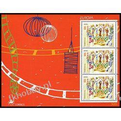 Portugalia 1998 Mi BL 137 ** Europa Cept Religia Festyn Marynistyka