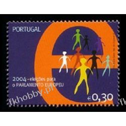 Portugalia 2004 Mi 2816 ** Europa Cept Parlament San Marino