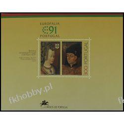 Portugalia 1991 Mi BL 79 ** Europa Cept Europalia Pozostałe