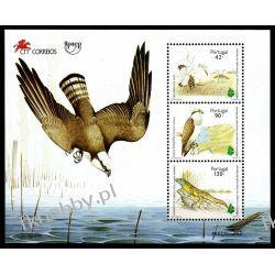 Portugalia 1995 Mi BL 106 ** Europa Cept Ptaki Orzeł Polonica