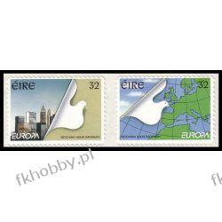 Irlandia 1995 Mi 892-93 ** Europa Cept Gołąb Polonica