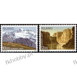 Islandia 1986 Mi 648-49 ** Europa Cept Natura
