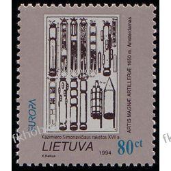 Litwa 1994 Mi 555 ** Europa Cept Liechtenstein