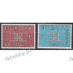 Belgia 1963 Mi 1320-21 ** Europa Cept Pozostałe