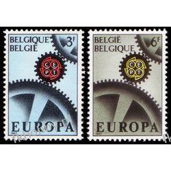 Belgia 1967 Mi 1472-73 ** Europa Cept Pozostałe