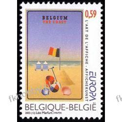 Belgia 2003 Mi 3232 ** Europa Cept Plakat Druk wklęsły