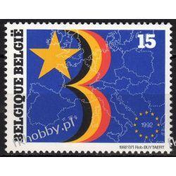 Belgia 1992 Mi 2537 ** Europa Cept Polonik Ssaki