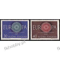 Finlandia 1960 Mi 525-26 ** Europa Cept