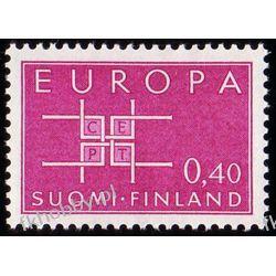 Finlandia 1963 Mi 576 ** Europa Cept Ptaki