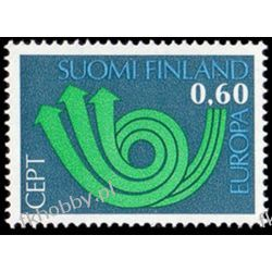 Finlandia 1973 Mi 722 ** Europa Cept Pozostałe